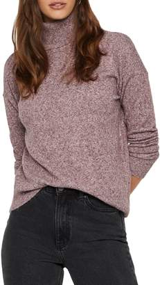 Vero Moda Turtleneck Pullover Sweater