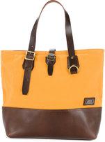 As2ov contrast tote bag