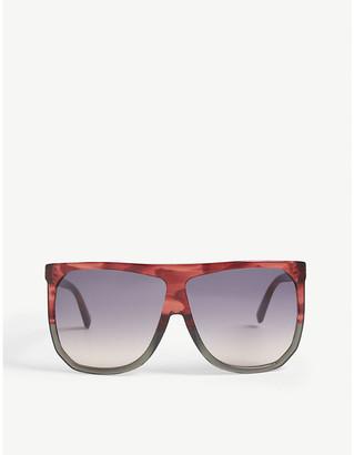 Loewe LW40001I Filipa irregular-frame sunglasses