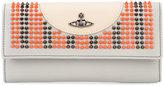 Vivienne Westwood 'Sloane' embellished wallet