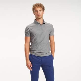 Tommy Hilfiger Slim Fit Pique Cotton Polo