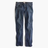 J.Crew Petite matchstick jean in Lombard wash