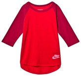 Nike Red Sportswear Top