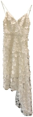 Milly White Lace Dress for Women
