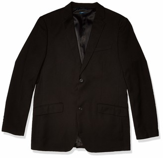 Perry Ellis Men's Big & Tall Solid Suit Jacket