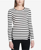 Calvin Klein Contrast-Stripe Top