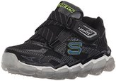 Skechers Skech Air Z-Strap Light Up Sneaker (Toddler/Little Kid)
