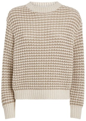 Brunello Cucinelli Chunky-Knit Sweater