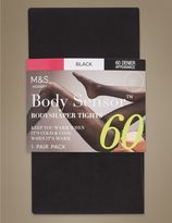 Marks and Spencer 60 Denier Light Control Body Shaper Opaque Tights