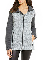 The North Face Indi Insulated Mock Neck Full-Zip Hoodie