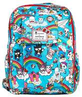 Ju-Ju-Be x tokidoki for Hello Sanrio Rainbow Dreams Be Mini Backpack