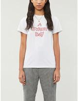 Bella Freud A Sweet Boy cotton-jersey T-shirt