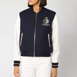 Tommy Hilfiger Women's Belle Baseball Jacket