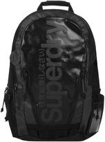 Superdry Mono Tarp Backpack Black