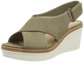 Women Olive Green Wedges | Shop the