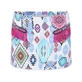 Pate De Sable Pate De SableAztec Print Skirt