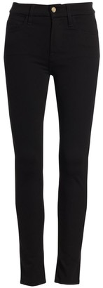 JEN7 by 7 For All Mankind Mid-Rise Skinny Ponte Jeans