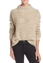 Pam & Gela Funnel-Neck Sweater