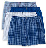 Jockey Four-Pack Classic Full-Cut Boxers
