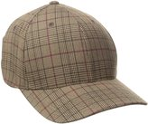 Kangol Men's Plaid Flexfit Baseball
