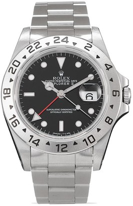 Rolex 1996 pre-owned Explorer II 40mm