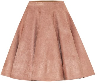 Alaã ̄A High-rise miniskirt