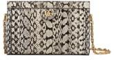 Gucci SmallGenuine Snakeskin Shoulder Bag