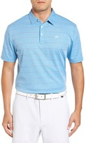 Travis Mathew Men's Pallis Slim Fit Wrinkle-Resistant Polo