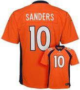 Nike Boys 8-20 Denver Broncos Emmanuel Sanders Game NFL Replica Jersey