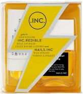 Nails Inc Gen Yellow Nail Varnish Duo 2 x 14ml