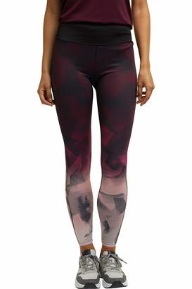 Esprit Women's Tight Edry Reversible Track Pants