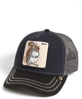 Goorin Bros. Men's Brothers 'Animal Farm - Squirrel Master' Snapback Trucker Hat - Blue