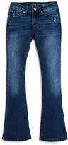 """7 For All Mankind Girls' """"A"""" Pocket Flared Jeans - Sizes 7-14"""