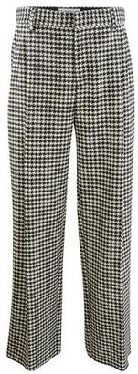 Loewe Houndstooth trousers