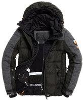 Superdry Dark Elements Hooded Jacket