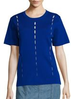 Public School Cotille Cutout Top