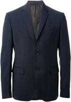 Fendi classic slim fit suit - men - Wool - 50