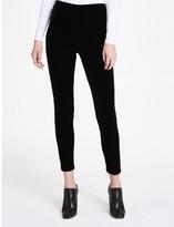 Calvin Klein velvet stretch leggings
