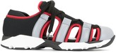 Marni Cut-Out Sneakers