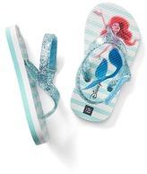 Gap babyGap | Disney Baby glitter flip flops
