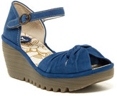 Fly London Yoel Ankle Strap Wedge Sandal