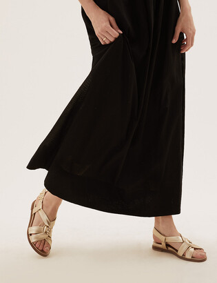 Marks and Spencer Leather Knot Gladiator Sandals