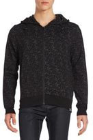 Sovereign Code Noel Speckled Hoodie