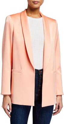 Alice + Olivia Kylie Shawl-Collar Jacket