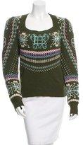 Emilio Pucci Wool Knit Sweater w/ Tags