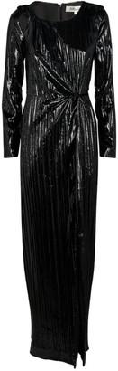 Diane von Furstenberg Ariah Lucido Velvet Gown