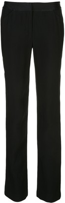 Kiki de Montparnasse Fitted Tuxedo Trousers