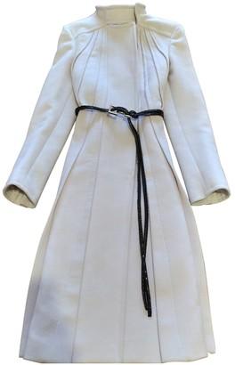 Gucci Grey Wool Coats