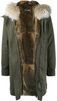 Yves Salomon fur trimmed parka