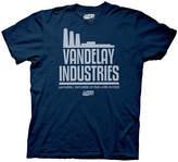 Ripple Junction Navy Seinfeld 'Vandelay Industries' Tee - Unisex